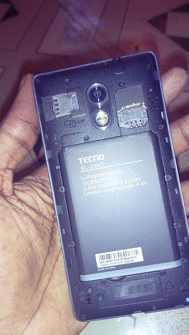 Tecno Camon C7 Review