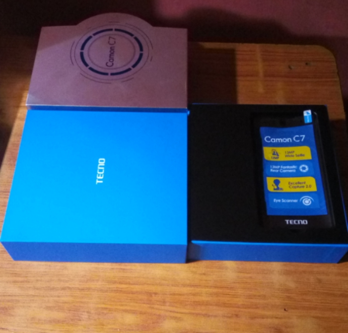 fetch?id=50815&d=1470512275&type=small - First impression of my Tecno Camon C7